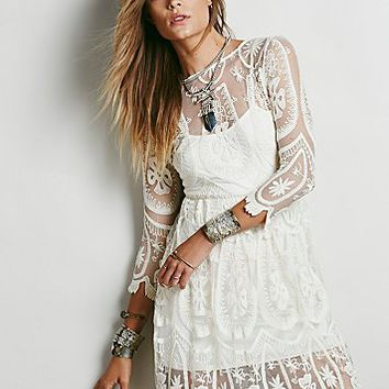 Free People Teardrop Pixie Dress