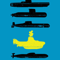Know Your Submarines V2 Art Print by Resistance   Society6