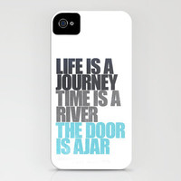 The Door is Ajar iPhone Case by ▲ Bright Enough   Society6