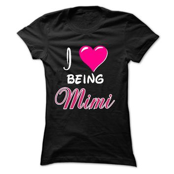 i love being mimi