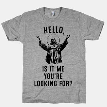 Hello, Is It Me You're Looking For?