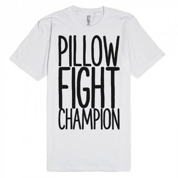 Pillow Fight Champion