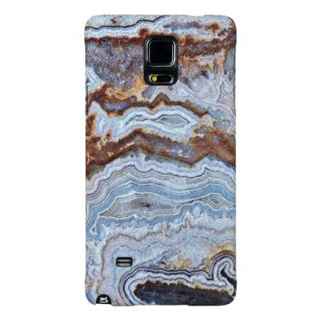 Bacon Agate Galaxy Note 4 Case
