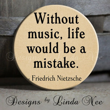 EXCLUSIVE to my shop Without music life by DesignsbyLindaNeeToo