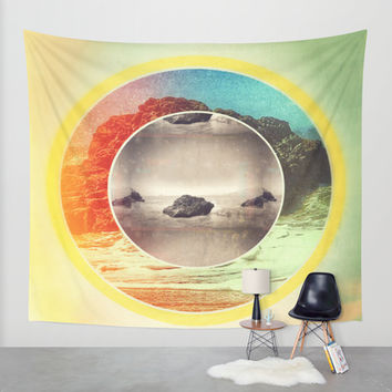 Ode to the Ocean Wall Tapestry by DuckyB (Brandi)