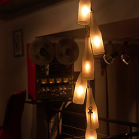 $150.00 Six Beer bottles String Lights by ZALcreations