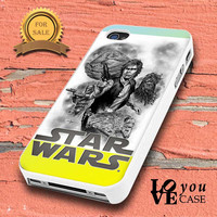 Boba Fett Han Solo for iphone, ipod, samsung galaxy, HTC and Nexus PHONE CASE