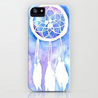 Dream Catcher iPhone & iPod Case by Robin Ewers