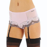 DKNY 556174 Seductive Lights Brief With Garters