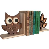 Woodland Forest Friends Bookends Mix / Match by graphicspaceswood