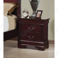 Annaghmore - Annaghmore Louis Philippe Cherry Nightstand