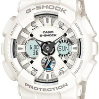 G-Shock Ana-Digi World Time White Dial Men's watch #GA120A-7A