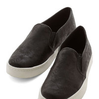 ModCloth Menswear Inspired Answer the Outdoors Flat