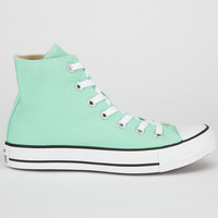 Converse Chuck Taylor All Star Hi Womens Shoes Peppermint  In Sizes