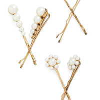 ModCloth Darling You Can 'Do It Hair Pin Set