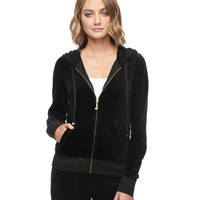J BLING ORIGINAL VELOUR JACKET by Juicy Couture,