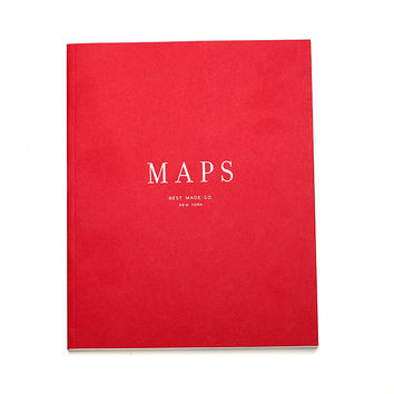 The Map Notebook