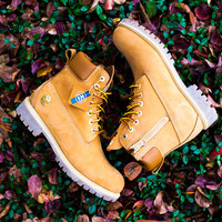 Stussy x Timberland 6'' Boot - Wheat