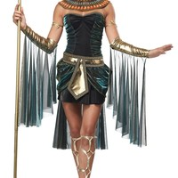 California Costumes Women's Eye Candy - Egyptian Goddess Adult