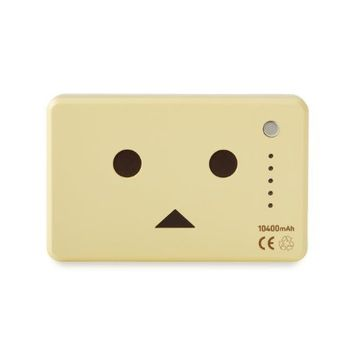 cheero Power Plus 10400mAh DANBOARD Ver. - FLAVORS - External Battery Portable Dual USB Charger Power Bank. Fast Charging, High Capacity, Ultra Compact. For iPhone 6 5S 5C 5 4S, iPad Air mini, Galaxy S5 S4 S3, Note 3 4, Tab 4 3 2 Pro, Nexus, HTC One, One 2