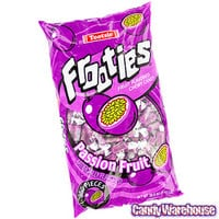 Tootsie Roll Frooties Candy - Passion Fruit: 360-Piece Bag