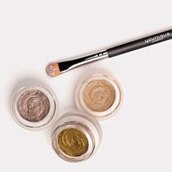 Splurge Cream Eye Shadow from Cheyenne Bowman