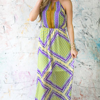 Lavender Fields Maxi Dress