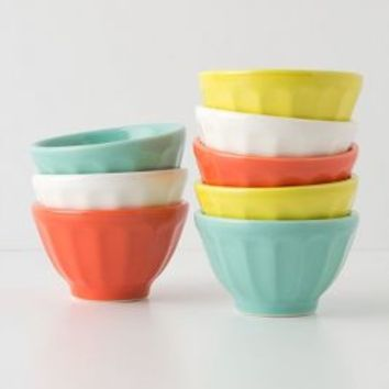 Mini Latte Bowls by Anthropologie