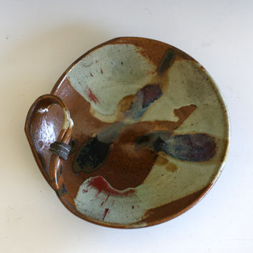 Modern Hostess Bowl, ceramics and pottery, handmade ceramic dish, ceramic bowl