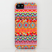 India Style Pattern (Multicolor) iPhone Case by Maximilian San | Society6