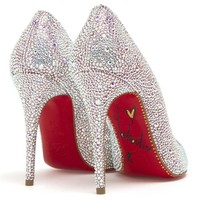 Pigalle Follies with Designer Signed Sole - CHRISTIAN LOUBOUTIN