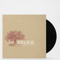Iron & Wine - The Creek Drank The Cradle LP- Assorted One