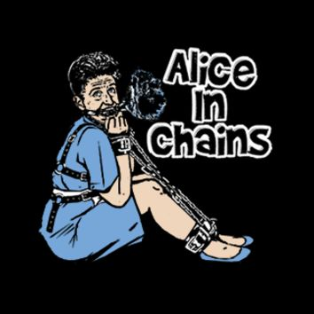 T-Shirt Hell :: ALICE IN CHAINS
