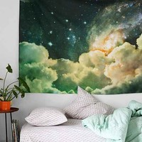 Magical Thinking Cosmos Tapestry- Blue One