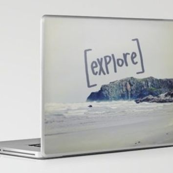 [explore] Laptop & iPad Skin by Leah Flores | Society6