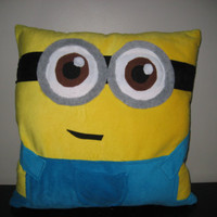 Despicable Me Minion Pillow