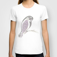 Owl T-shirt by GoAti