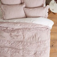 Toulouse Duvet by Anthropologie