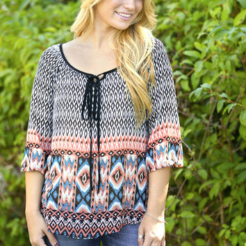 Paradise Valley Blouse