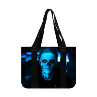 American Horror Story Tate Langdon Cotton Canvas Tote Bag (two sides)