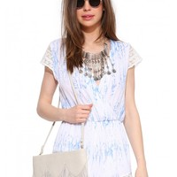Clear as Day Romper
