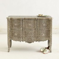 Hand-Embossed Dresser by Anthropologie