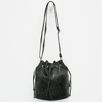 Billabong Festival Sun Bucket Bag Black One Size For Women 25129110001