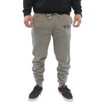 Standard Logo Jogger Sweatpants - Grey
