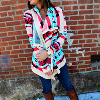 Winter Fun Cardigan