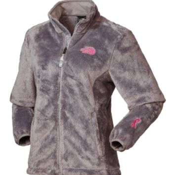 The North Face Women's Pink Ribbon Osito 2 Fleece Jacket - Dick's Sporting Goods