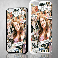 Mean Girls Collage X0067 iPhone 4S 5S 5C 6 6Plus, iPod 4 5, LG G2 G3, Sony Z2 Case
