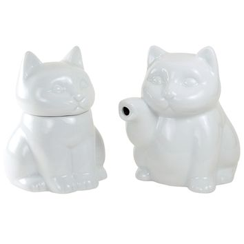 Kitty Cat Serving Collection