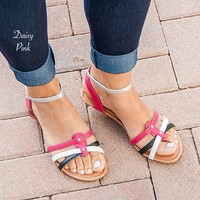 SPRING CASUAL SANDALS - 3 Colors