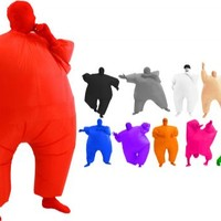 Inflatable Chub Suit Costume